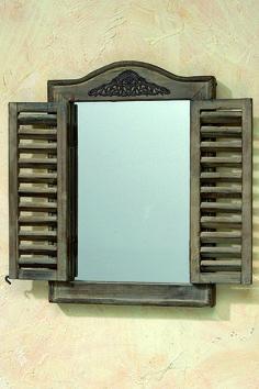 Kleiner Wandspiegel Clayre U0026 Eef Landhausstil