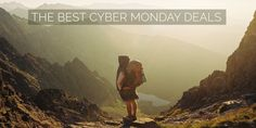 The Best Cyber Monday Deals for Hiking and Backpacking - Appalachian Trials