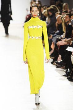 """Proenza Schouler - """"This vibrant, lemon-citrine color encapsulates my happy place."""""""
