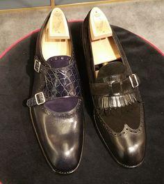 DUCAL Derby, Men's Shoes, Shoe Boots, Cordovan Shoes, Double Monk Strap Shoes, Exclusive Shoes, How To Make Shoes, Fashion Boots, Men's Fashion