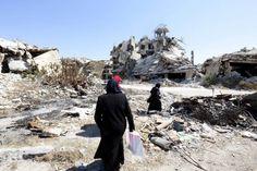 Bombardeos contra opositores deja decenas de muertos en Siria - Sipse.com