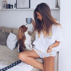 Shop from over styles, including dresses, jeans, shoes and accessories from ASOS and over 800 brands. ASOS brings you the best fashion clothes online. Lazy Days, King Charles, Girls Best Friend, Pyjamas, South Beach, Dog Mom, Puppy Love, Lounge Wear, Chill