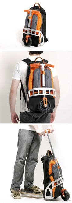 Scooter and Backpack in One--I WANT ONE!!! where can I get one?
