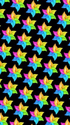 Star Wallpaper, Cute Wallpaper Backgrounds, Cellphone Wallpaper, Colorful Wallpaper, Black Wallpaper, Flower Wallpaper, Pattern Wallpaper, Cute Wallpapers, Iphone Wallpaper