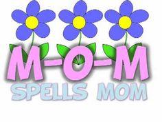 MO-M spells MOM - YouTube