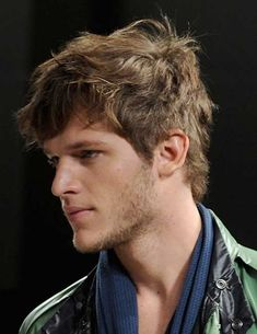 Mens Short Messy Hairstyles