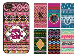Custom Aztec Phone Case on Etsy, $10.00