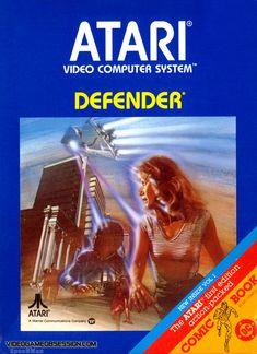 The Best Atari 2600 Box/Cartridge Art (According To My Memory) | Retro Junk