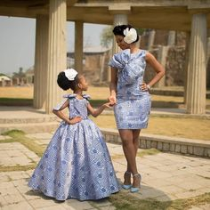 African clothes for kids in south Africa – fashion Baby African Clothes, African Dresses For Kids, African Wear Dresses, Latest African Fashion Dresses, African Attire, Girls Dresses, Mother Daughter Fashion, Ankara Dress Styles, Africa Fashion