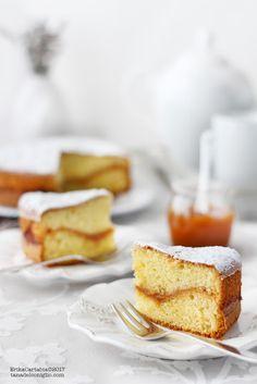 Apricot Jam Tart(recipe in Italian)