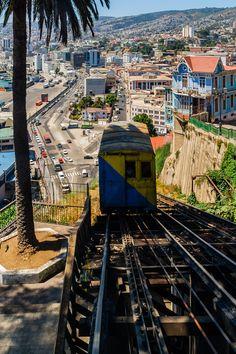 Cerro Artilleria, Valparaíso, Chile