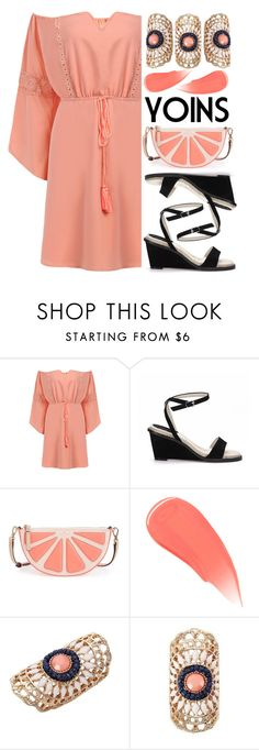 """""""yoins 3"""" by meyli-meyli ❤ liked on Polyvore featuring Kate Spade, Burberry, yoins, yoinscollection and loveyoins"""