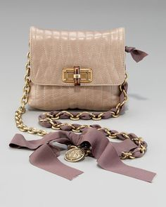 Mini Pop Crossbody Bag by Lanvin at Neiman Marcus.