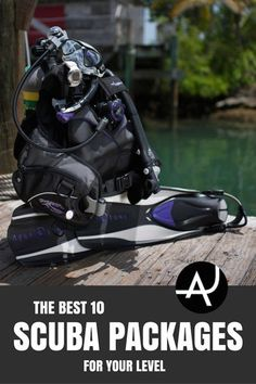 Best scuba diving gear packages  for beginners, intermediate, advanced and travel divers - Scuba Diving Gear and Equipment Posts – Dive Products and Accessories #scubadivingequipmentwatches