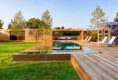 A Modern Masterpiece In A Hamptons Swamp? Yes Please.