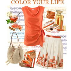 COLOR YOUR LIFE - Polyvore