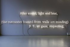 Joseph Kosuth - The Wake (An arrangement of references with all the appearance of autonomy.)', # 4  Joseph Kosuth