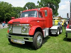 1960s Ford truck