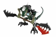 LEGO Legends of Chima - Figurine d'action - 70203 - Jeu de Construction - Chi Cragger Lego Bionicle, Lego Chima, Lego Ninjago, Figurines D'action, Legos, Anime Elf, Animal Mashups, Hero Factory, Marvel Legends Series