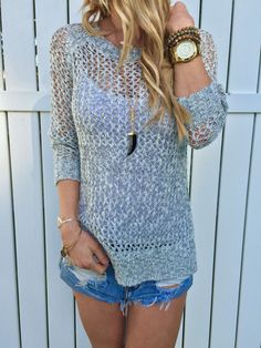 Brooklyn Sweater – Lola Jeannine