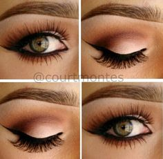 Perfect for green eyed girls like me(: