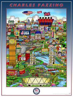 londonolympicsposter - Google Search