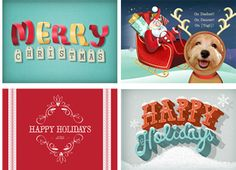 *HOT* 10 Free Holiday Cards + Free Shipping from CardStore ($30 Value)  http://www.thefreebiesource.com/?p=169736