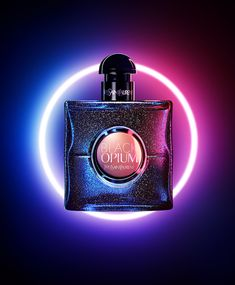 Olivier Arnaud still life photographer x YSL – Black Opium parfum – Perfume – Check My Pin – Always Actual Post