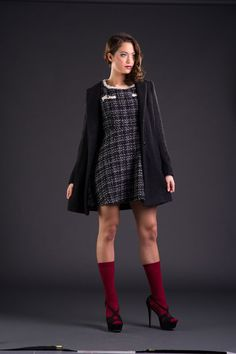 #louloulondon #collection #dress #fw14