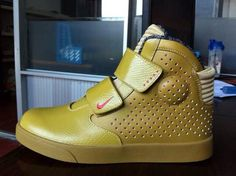 nike flystepper 2k3 - yellow