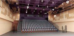 USC-Kaufman-International-Dance-Center-Interior-Rendering-Large-Performance-Studio-Seating