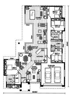 ideas about Best House Plans on Pinterest   House plans    The Mornington  Australian House Plans