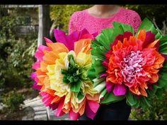 Diy Blumen aus krepppapier basteln. Diy Blumen aus krepppapier.. Papier, Basteln, Blume,