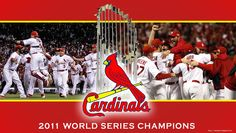 St Louis Cardinals World Series | 2011 St.Louis Cardinals World Series Champions Wallpaper