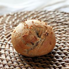 Hobby And More: Wheat Bagels - Onion, Poppy seed. vegan