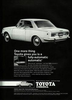 Sell Me Yesteryear: Toyota Corona