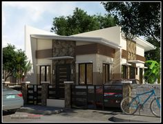 Modern Bungalow House In The Philippines Image 6 Home Design Ideas