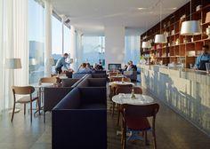 Jonas Lindvall transforms former office block into hotel