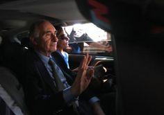 Fernando de la Rúa passa por cirurgia na Argentina (foto: EPA)
