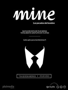 Revista Mine - iPad
