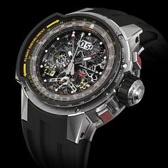 Richard Mille Tourbillon RM 039 Aviation E6-B Flyback Watch