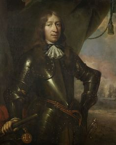 (Rijksmuseum, Amsterdam, The Netherlands) Willem Joseph van Ghent was another Dutch hero during the 17th century. Van Ghent was the fo...