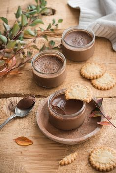Mousse Dessert, No Sugar Foods, Coffee Recipes, Food Photography, Food And Drink, Sweets, Baking, Ethnic Recipes, Chic Chic