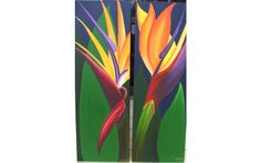 http://www.araneoart.com/For%20Jason%20Webite%20Images/Jason%20Florals/Phyllis%20Araneo%20Simple%20Strelitzia,%202%20panels%2020%20x%2048.jp...