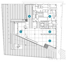 GF Institute of Contemporary Art, Boston by Diller Scofidio & Renfro Institute Of Contemporary Art, Concert Hall, Floor Plans, Flooring, How To Plan, Theater, Boston, Projects, Google Search