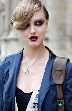 Fall/Winter makeup.