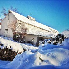 Winter at The Barns!
