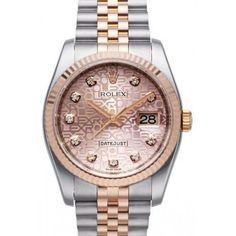 ROLEX DATEJUST 116231 - 36MM  For more details follow this link: http://www.luxurysouq.com/luxurysouq/watches/Rolex-watches-dubai-UAE/Rolex-Datejust-116231-36mm?limit=100