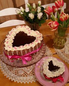 #leivojakoristele #ystävänpäivähaaste Kiitos Tiina P.