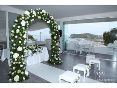 Rito civile - wedding total white calamoresca.it